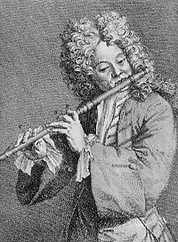 position flûte traversière